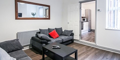 4 bed student accommodation
